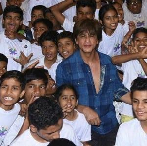 SRK Celebrates Children's Day
