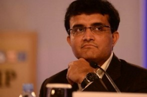 Kohli's support for Dhoni and other players is remarkable: Ganguly