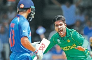 Mohammad Amir takes a dig at Indian team