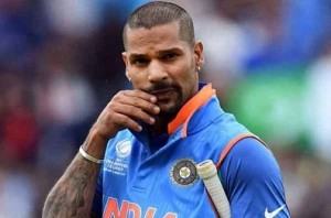 Wife unwell, Shikhar Dhawan to miss first three ODIs against Australia