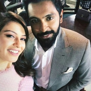Hansika's next Tamil film with this young hero! Details here.