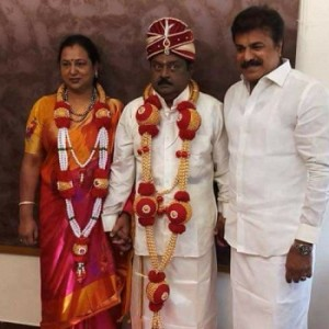 Captain Vijayakanth's 28th Wedding Anniversary Celebration