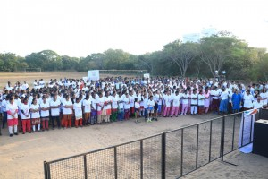 Gauthami - Life Again Foundation's Walkathon Event on World Cancer Day