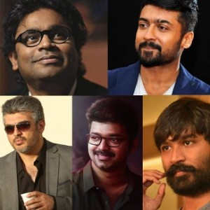 Forbes Top 100 Celeb Earners - Where do Kollywood stars stand?