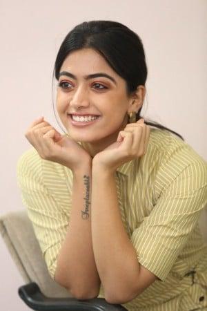 Rashmika Mandanna (aka) RashmikaMandanna