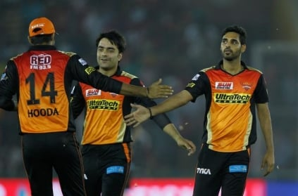 IPL2018: 3 centuries against Sunrisers Hyderabad
