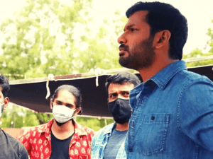 Actor Vishal severely injured at shooting spot again - what happened? Watch VIDEO!