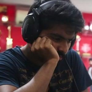 GV Prakash wishes the 19 year old female music director