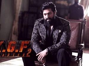 Trending Now: Special surprise from Yash's KGF 2 loading, director's latest statement goes viral!