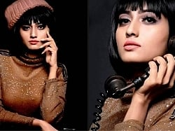 Bigg Boss Julie is quite the diva; Check out this modern photo-shoot, More pics inside