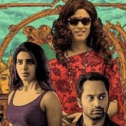 விஜய் சேதுபதி, சமந்தாவின் நடிப்பில் மிரட்டலான 'சூப்பர் டீலக்ஸ்' டிரெய்லர் இதோ !