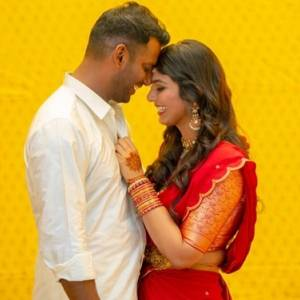 Celebrities who attended Vishal's engagement