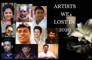 Looking back at 2020: Remembering the celebrities we lost this year! - Part 7